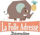 Logo La Folle Adresse